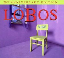 LOS LOBOS - Kiko (20th Anniversary Edition) CD [B522]