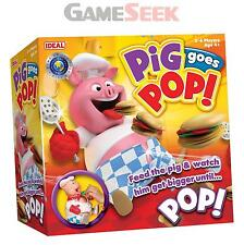 PIG GOES POP - GAMES/PUZZLES BOARD GAMES BRAND NEW FREE DELIVERY
