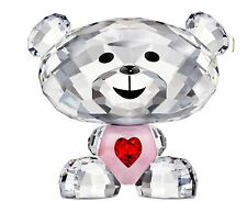 NIB $160 SWAROVSKI BO BEAR, SO SWEET RETIRED 2013 #1140001