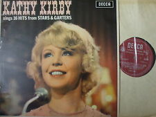 Decca LK 4575 Kathy Kirby - Sing 16 Hits from Stars and Garters