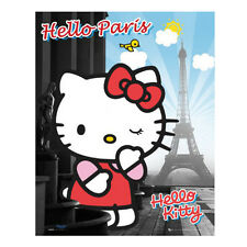 Poster Wall Print Home Decor Vintage Hello Kitty Maxi Paris 61cm x 91.5cm (377)