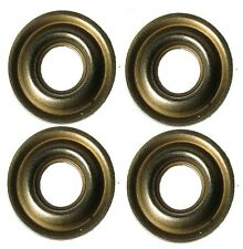 4 x Diesel Injector Washers / Heat Shields / Seals for Peugeot 106 1.5 D