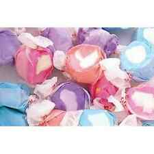 BERRIES & CREME Salt Water Taffy Candy - TAFFY TOWN - 1/2 POUND BAG