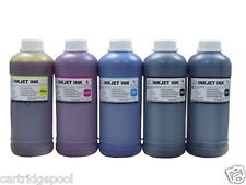 5x500ml refill ink for Canon PFI-102 iPF650 iPF655 iPF700 iPF710 iPF720 1mk