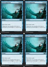 4x JACE'S INGENUITY M15 Magic 2015 MTG Blue Instant Unc