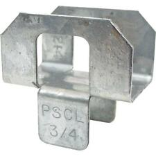 """Case of 250 Galvanized 3/4"""" Plywood Panel Sheathing Clip by Simpson PSCL 3/4"""