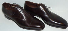 Silvano Lattanzi Mens 11.5 Dress Shoes New With Maintenance Kit Included & Trees