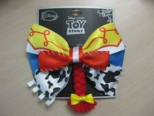 Disney Toy Story Jessie Cowgirl Bow Braid Barrette Clip Cosplay New