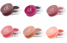 6x Calvin Klein Ultimate Edge Lip Gloss Pots Non Sticky Weightless Shine LG02