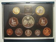 United Kingdom Proof Coin Collection British Royal Mint Commemorative 1947-1997