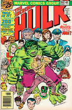 Incredible Hulk #200 - Man Or Monster? Anniversary Issue - 1976 (Grade 9.2)