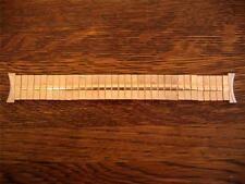 Discontinued Vintage 1950 / 1960 Hadley Mens Y.G. Stretch Watchband # H3 BIN
