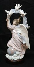 Lladro Vision of Peace Retired