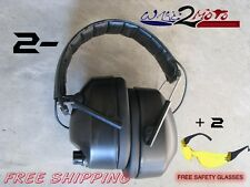 Noise Canceling Electronic Ear Muffs Protection Shoot Hunting Gun Sport Tactical