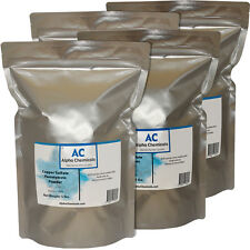 20 Pounds - Copper Sulfate Pentahydrate Powder - 99% Pure