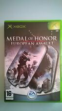 MEDAL OF HONOR European Assault gioco XBOX