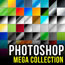PHOTOSHOP (CS,CS2, CS3,CS4, CS5, CS6, CC) MEGA DESIGN PACK