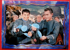 """STAR TREK TOS 50th Anniversary - """"THE CAGE"""" - GOLD FOIL Chase Card #9"""