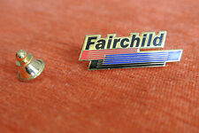 16147 PIN'S PINS FAIRCHILD AERONAUTIQUE AVION AIRCRAFT AIRLINE INDUSTRY