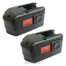 2x 3.3AH 3300mAh NiMh 18V Battery for MILWAUKEE 48-11-2200 48-11-2230 48-11-2232