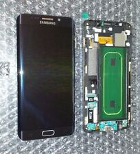 Mint Samsung Galaxy S6 Edge Plus G928T G928A LCD Frame Black Digitizer Heavy SBI