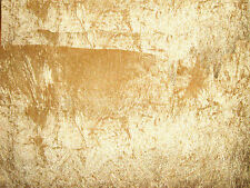 Crushed Velvet Craft Dress Fabric Gold 150cm Wide SOLD BY THE METRE