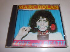 Cd   Love and Death von Marc Bolan & T Rex