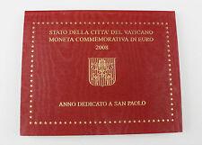 Vaticano Moneta commemorativa Pontificato Benedetto XVI. 4. Anno 2008