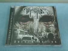 Trauma - DetermiNation - Album, Re-Issued - CD, 2009 Unique Leader Records.