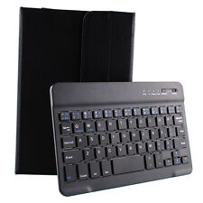 "BALCK Leather Bluetooth 3.0 Keyboard Case Cover For 7"" 8"" 7.9"" inch ipad mini"