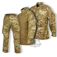 BRITISH ARMY 2015 RIPSTOP PCS STYLE TROUSERS UBACS SHIRT MTP MULTICAM BRITISH