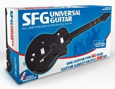 SFG universale wireless per chitarra ps3 + Wii Eroe/ROCK BAND compatibile MOLTO RARO!!!