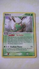 POKEMON CARD EX DEOXYS SHIFTRY 25/107  L@@K 110 HP MINT RARE