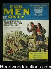 For Men Only Sep 1959 James Bama Cover, Eastman, Rudy Nappi , Copeland, Tossi