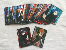 Colorful Poker cards/desk cards of NARUTO Akatsuki Organization Uchiha Itachi