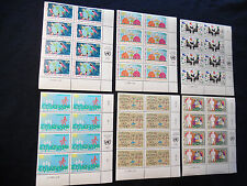 icstamps United Nations Rights of the Child MNH Stamp Set 1991 ST1-7