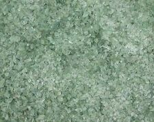 1/2 Ounce Green Apatite Crystal Jewelry Craft Inlay Sand Painting Powder