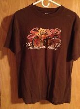 Sturgis Motorcycle Rally 2012 Youth T-Shirt Black Hills