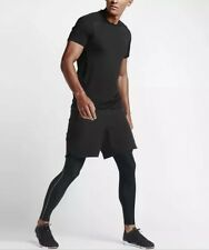 NIKELAB ESSENTIAL PRO MEN'S TRAINING TIGHTS SZ: XS 823742-010