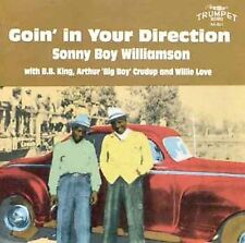 Goin' in Your Direction by Sonny Boy Williamson II (Rice Miller) (CD,...