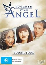 Touched By An Angel : Vol 4 (DVD, 2010, 3-Disc Set)