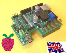 Rs-Pi Power Bank PSU multi-function Board for Raspberry Pi