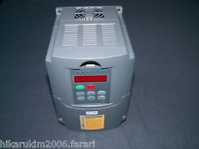 CNC VARIABLE FREQUENCY DRIVE INVERTER VFD 1.5KW 110V