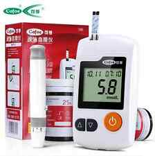 Cofoe medical Blood Glucose no coding monitoring meter mandarin voice broadcast