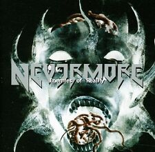 Nevermore - Enemies of Reality [New CD] Argentina - Import