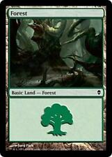 20x*Basic Land*Forest*Zendikar*NM/SP*x20*#247a*Magic the Gathering MTG*FTG