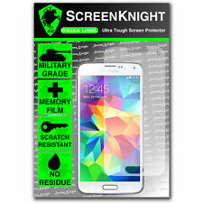 Screenknight Samsung Galaxy S4 Mini Frontal Protector De Pantalla Invisible Shield