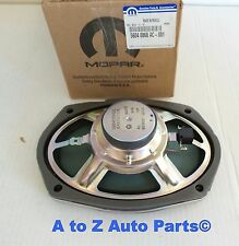 NEW 2003-2008 Dodge Ram 1500-3500 Front Standard 6X9 Door Speaker,OEM Mopar