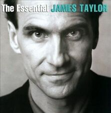 The Essential James Taylor [Sony] by James Taylor (Soft Rock) (CD 2013 2 Discs)