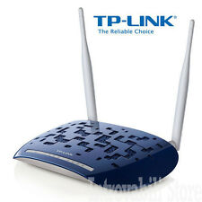 ROUTER MODEM ADSL2+ WIRELESS ACCESS POINT WIFI 300Mbps TPLINK TD-W8960N Ver. 5